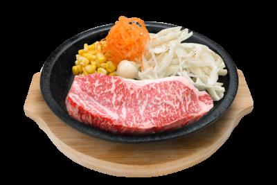 Angus Steak Rice Set