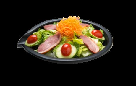 Smoke Duck Breast Salad